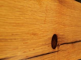 Close up of plug