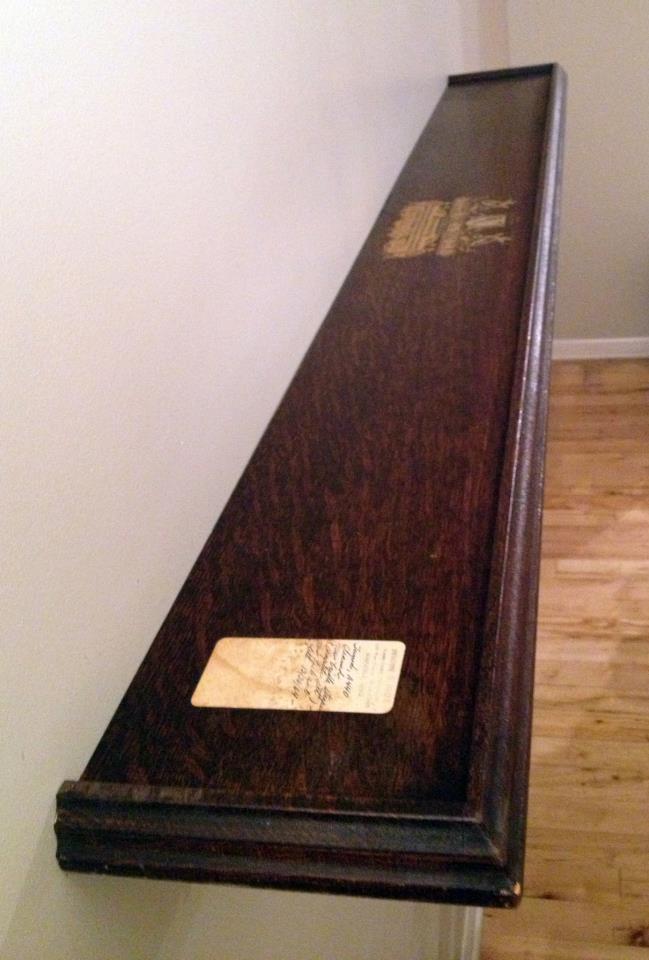 Victor Piano Shelf