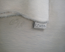 Absolute: Truth (detail)