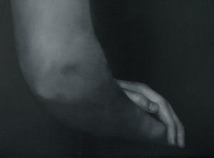 Antithesis In Black (detail)