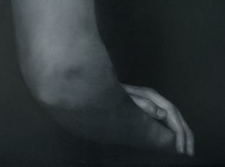 Antithesis In Black (detail)