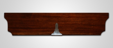 Baby Grand Music Stand Shelf (top view)