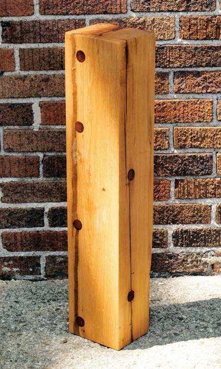 Barn-beam Pedestal