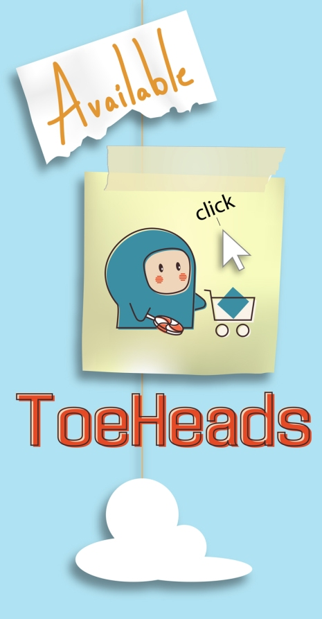 Available ToeHeads