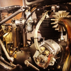 Steampunk Triumph 1