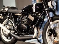A Custom Ducati