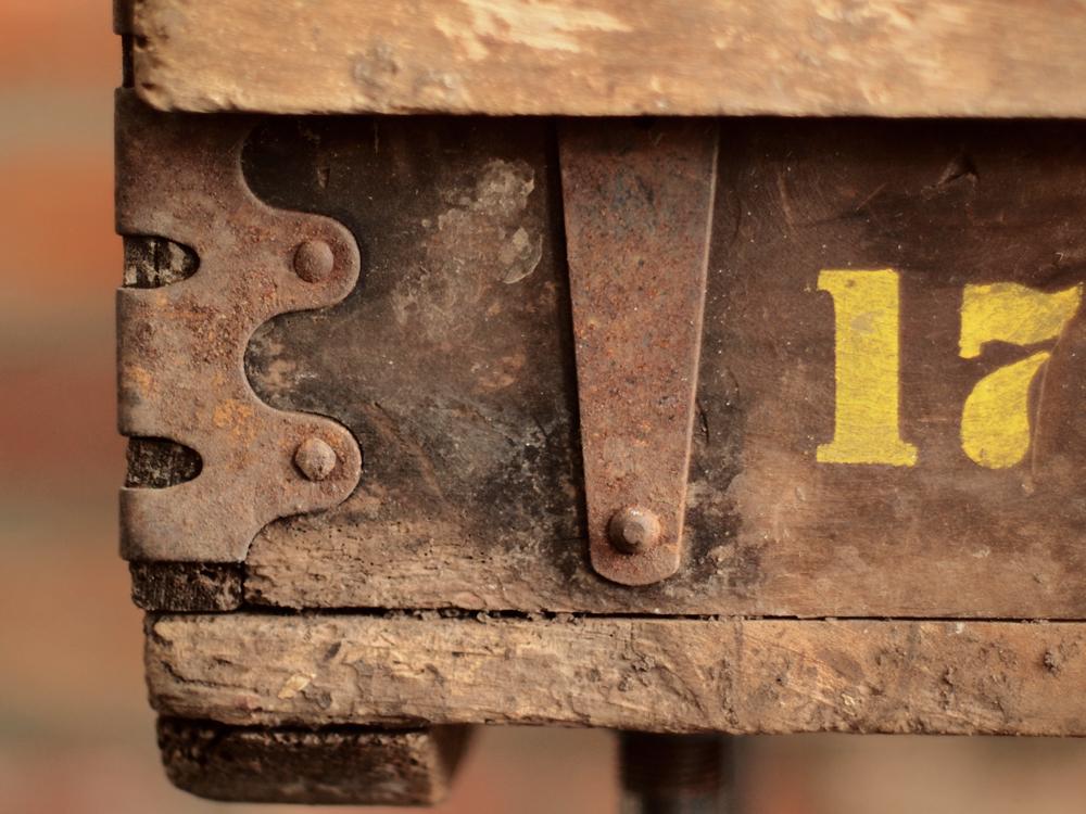 LockBox Table (Back Detail)