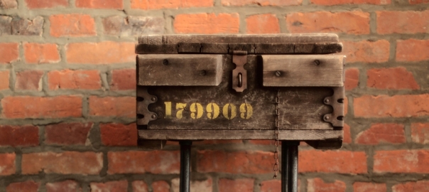 LockBox Table (Front)