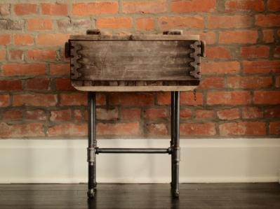 LockBox Table (Side)