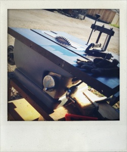 1950 Craftsman table saw