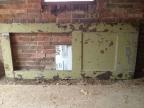 Really old door