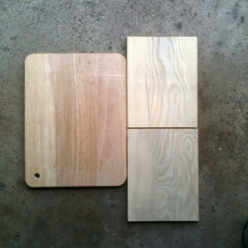 Cutting boards (after)