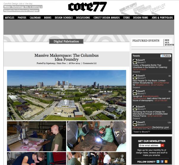 CORE77 CIF