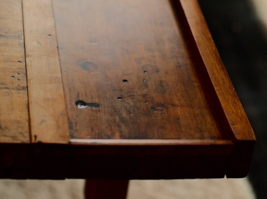 Workbench Table (top detail)