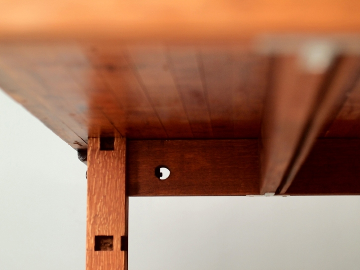 Workbench Table (base detail)