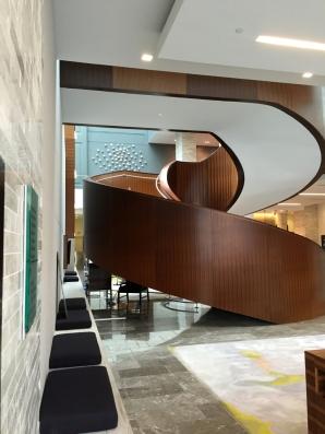 Hilton Staircase