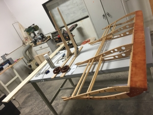Building the truss