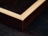 2-toned frame