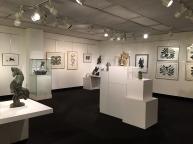 Inuit art at the Schumacher Gallery