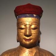 Buddha at The Schumacher Gallery