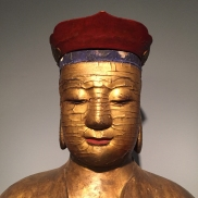 Buddha at The Schumacher Gallery