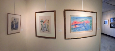 Chagall & Dali at The Schumacher Gallery