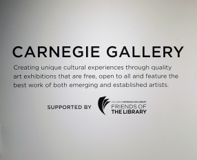 The Carnegie Gallery Columbus Metropolitan Library