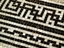 Old tiles of Carnegie Gallery Columbus Metropolitan Library
