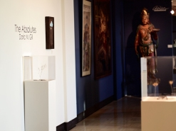 Schumacher Gallery, The Absolutes Exhibition by Daric Gill