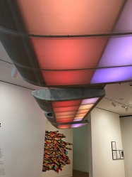 Installed at the Columbus Museum of Art