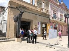 Lolo's Gallery in Matanzas, Cuba